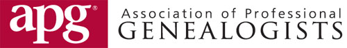 Sovereign Ancestry UK - Association of Professional Genealogists logo