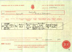 birth marriage death certificates uk